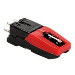 MyXL Draaitafel Phono Cartridge w/Stylus Vervanging Zwart &amp; rood voor Vinyl Platenspeler Economische en Duurzaam <br />  OXA