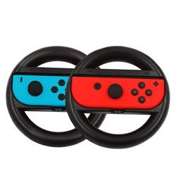 MyXL 2 Stks Vreugde-Con Wiel voor Nintendo Schakelaar Game Wiel voor Nintend Schakelaar Controller NS NXHandel Houder Stand Steering 2 Stks <br />  Yoteen