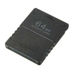 MyXL Groothandel Zwart 64 MB 64 MB 64 M Geheugenkaart Spel Opslaan Saver Data Stick Module voor Sony Playstation 2 Voor PS2 Koop <br />  ShirLin