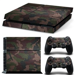 MyXL Voor PS4Camouflag Cover Skin Stickers Sticker Voor Playstation 4 Console Met 2 Controller Skins Gaming Console Sticker <br />  ShirLin