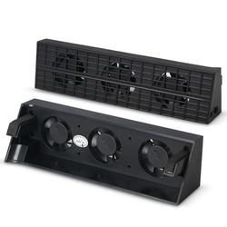 MyXL PS4 Slim Koelventilator PS 4 Slim Cooler Heat Afzuiger Koelventilator voor Sony Playstation 4 S Slim Console Accessoires <br />  SPAYPS