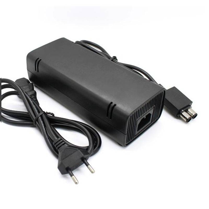 135 W Voeding EU-US Plug AC Adapter Oplader 220 V Charge Opladen Netsnoer kabel voor Microsoft XBox