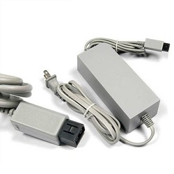 MyXL US/EU Plug 100-240 V DC 12 V 3.7A Home Muur Voeding AC Charger Adapter Kabel voor Nintendo Wii Game Console Host <br />  KomoKe