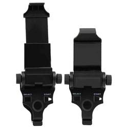 MyXL Game Controller Gamepad Houder Clip Mount Cradle Uitschuifbare Stand Klem voor Sony PlayStation PS3 PS 3 voor iPhone 6 <br />  Bevigac