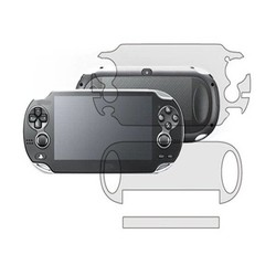 MyXL Speciale AanbiedingClear Full Body LCD Screen Protector Guard Cover Voor Sony PS Vita Voor PSV + Clearing doek <br />  ShirLin