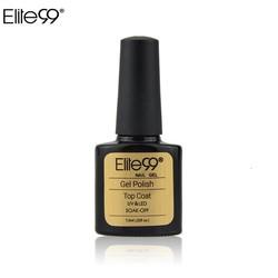 MyXL 7.3 ml UV Topcoat Top Coat Seal Lijm Acryl Nail Art Gel Polish Gloss Nagels UV Lijm Professionele Nail UV Gel <br />  Elite99