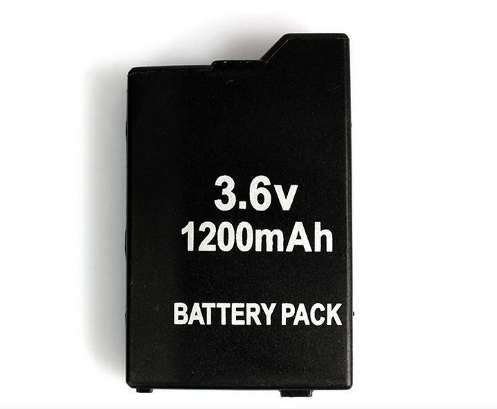 Game accessoires voor Een PSP Batterij + Een PSP Reizen Draagtas, Case Tas Voor Alle SONY PSP-2000,