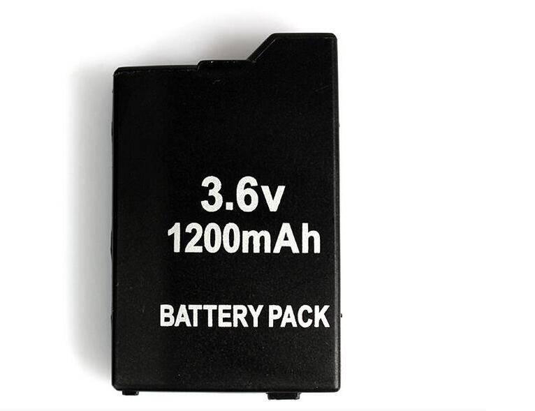 Game accessoires voor Twee PSP Batterijen + Een PSP Camouflage Reizen Draagtas, Case Tas Voor Alle S