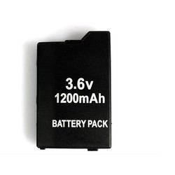 MyXL Game accessoires voor Twee PSP Batterijen + Een PSP Camouflage Reizen Draagtas, Case Tas Voor Alle SONY PSP-2000, 3000 <br />  BLACK HORNS