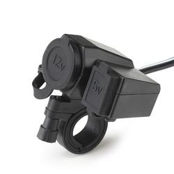 MyXL Kebidu Stopcontact Usb voor Motorrijwiel 12 V Sigarettenaansteker 5 V USB Power Poort Adapter Outlet Charger Goede kwaliteit <br />  kebidu