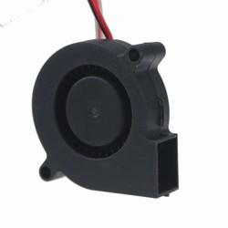 MyXL 10 STKS Lot Gdstime 12 V DC Borstelloze Ventilator 50mm x 15mm 50x15mm 5015 S <br />  gdstime