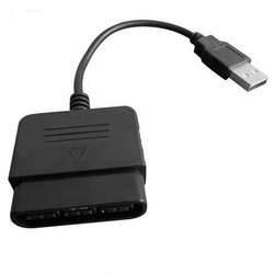 MyXL Hight Kwaliteit Voor Sony PS1 PS2 Play Station 2 Joypad GamePad naar PS3 PC USB Games Controller Adapter Converter zonder Driver <br />  BINYEAE