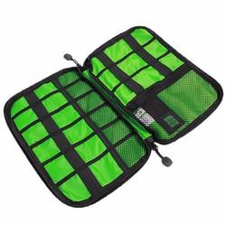 MyXL Mode Waterdichte Organizer Bag Oortelefoon Digital Gadget Apparaten USB Kabel Oortelefoon Pen Travel Insert Draagbare <br />  ALLOYSEED