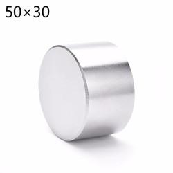 MyXL Magneet N38 50*30mm 50mm x 30mm neodymium schijf magneten 50x30mm super sterke magneet ndfeb neodymium magneet <br />  xiaozhufeifei