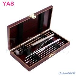MyXL 8 Stks Gezondheidszorg Tool Oor Pick Schoonmaken Ear Wax Remover Cleaner Curette Kit # Y207E #Koop <br />  YAS