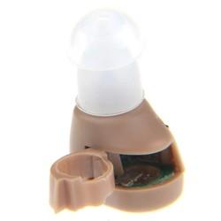 MyXL Draagbare onzichtbare Hoortoestellen voor Oor Ruisonderdrukking Draadloze Digitale gehoorapparaat Mini in het Oor voor ouderen # NB0238 <br />  MyXL
