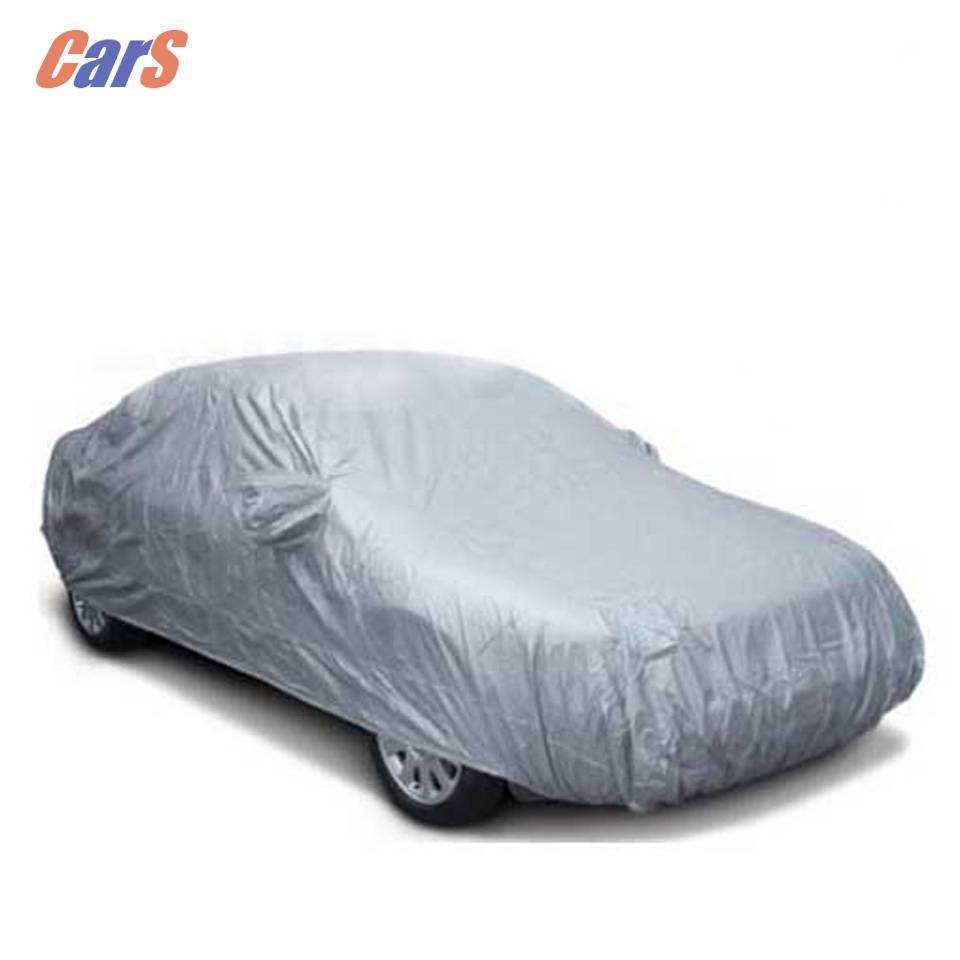 Duurzaam Autohoezen Auto Zonnescherm Zonneplek stofbeschermde Regen Resistente Beschermhoes 450*175*