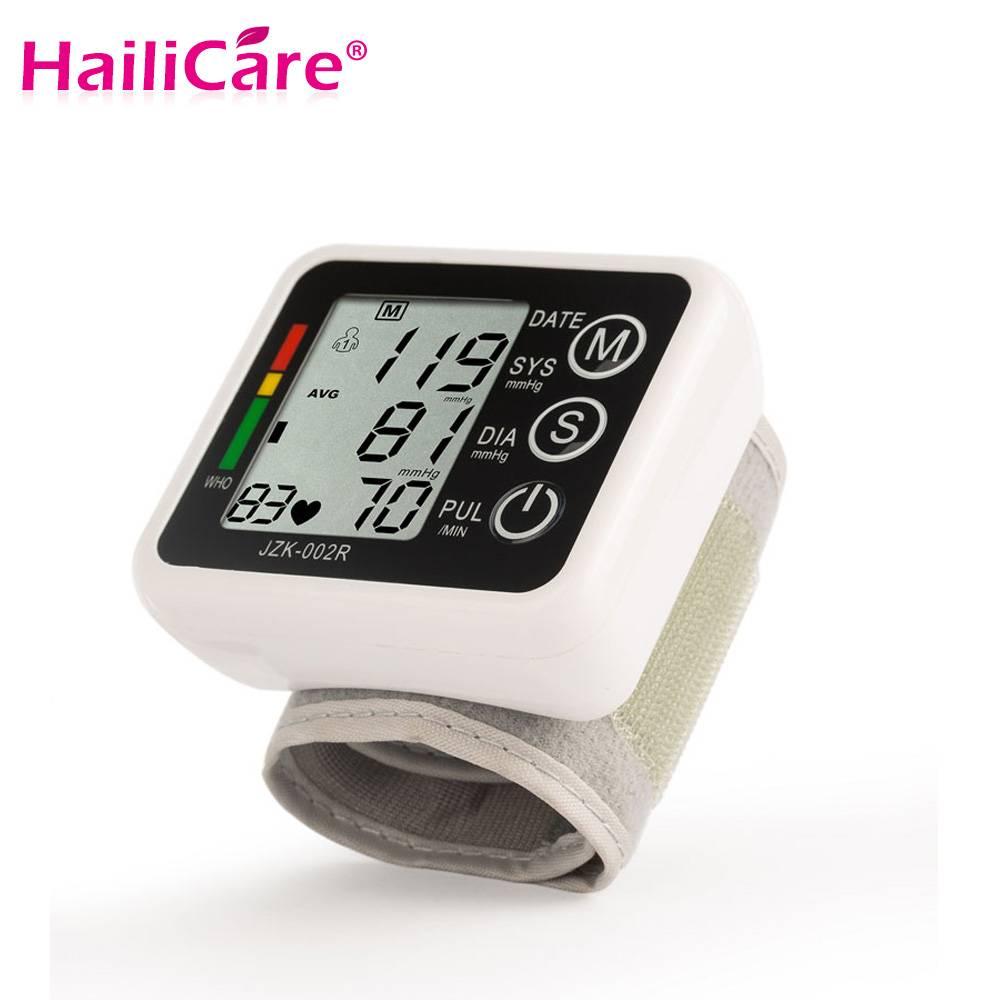 Gezondheidszorg Automatische Digitale Pols Bloeddrukmeter Meter Manchet Bloeddrukmeting Gezondheid M
