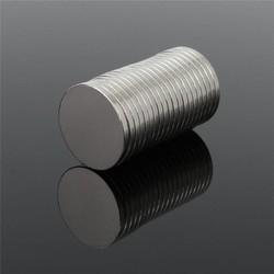 MyXL 20 stks 20mm x 2mm N52 Zeldzame Aarde Neodymium Magneten sterke Permenent Craft Model Magneet 20x2mm <br />  ELDOER