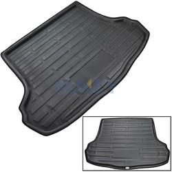 MyXL Accessoires Voor Hyundai Elantra Avante i35 Sedan 2011-Kofferbak Cargo Boot Vloermat Liner Lade Tapijt 2012 2013<br />  MISIMa
