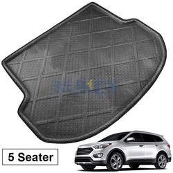 MyXL Fit Voor Hyundai IX45 Santa Fe 5 Zits20142016Kofferbak Vloermat Cargo Lade Boot Liner Tapijt Protector <br />  MISIMa