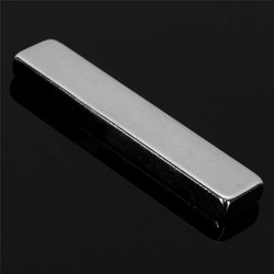 MyXL 50x10x5mm 3 stks Vierkante Super Sterke Lange blok Bar Magneet Zeldzame Aarde Neodymium N50 Permanente magneten NdFeB magnetische <br />  ELDOER