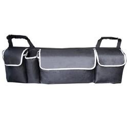 MyXL Kofferbak Organizer Verstelbare Backseat Opbergtas Hoge Capaciteit Multi-gebruik Oxford Autostoel Terug Organisatoren Interieur Accessoires <br />  AUTOYOUTH
