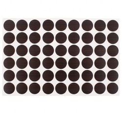 MyXL Thuis Kantoormeubilair Zelfklevende Schroef Covers Caps Stickers 21 Mm Dia 54 In 1 <br />  X Autohaux