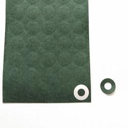 MyXL 100 stks 1 S 18650 Batterij Isolatie Pakking Gerst Papier Batterij Mobiele Isolerende Lijm Patch Positieve Elektrode Geïsoleerde Pads