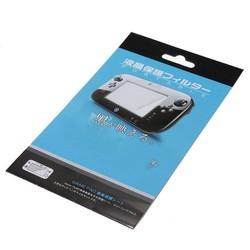 MyXL Lcd-scherm Film Protector Guard voor Wii U Gamepad Hoge Transparante Beschermende Screen