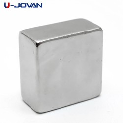 MyXL U-JOVAN 20x20x10mm N35 Super Sterke Krachtige Neodymium Magneten NdFeB Block Cuboid Zeldzame Aarde Magneet