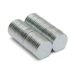 MyXL 100 Stks 5mm dia x 0.8mm N35 Ronde Magneten Neodymium Zeldzame Aarde Permenent magneten Sterke Disc Circulaire Magneet 5x0.5mm