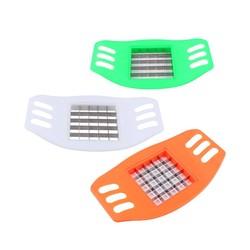 MyXL Rvs Groente Aardappel Slicer Cutter Chopper Chips Maken Tool Aardappel Snijden Frietjes Tool Keuken Accessoires