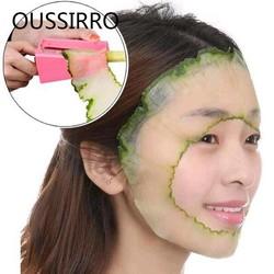 MyXL Make Up Masker snijmachine komkommer schoonheid Komkommer masker cutter schoonheid apparaat Keuken Gadget Tool Groente Fruit Curl Slicer