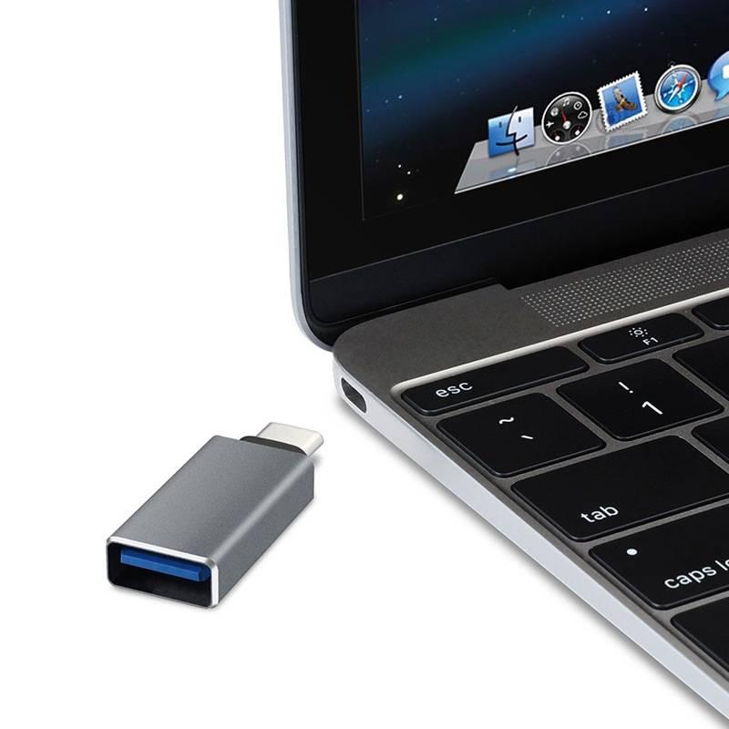 Smart USB-C 3.1 Type C Man-vrouw USB 3.0 Poort Adapter Converter voor MacBook 12 inch
