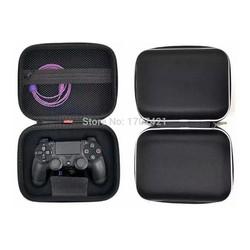 MyXL Schokbestendig Travel Carrying Pocket Hard Beschermhoes Bag Case voor Sony PS4 PlayStation 4 PS4 Slanke Pro Controller Gamepads