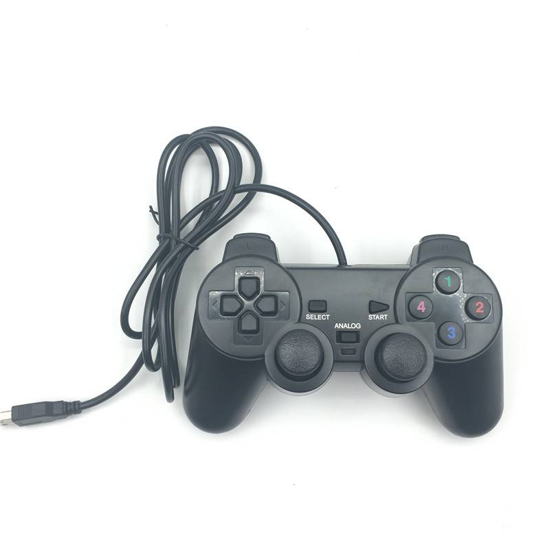 USB 2.0 Wired Gamepad PC controller Joystick Joypad Game Controller voor PC Laptop Computer voor WIN