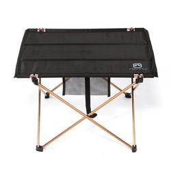 MyXL Draagbare Klaptafel Bureau Aluminium Legering ultralichte Duurzaam Opvouwbare Tafel Barbecue Bureau voor Camping Picknick Outdoor Activiteit