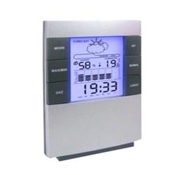 MyXL Huishoudelijke Digitale Lcd-scherm Hygrometer Thermometer Temperatuur-vochtigheidsmeter Calender Klok Alarm
