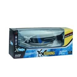 MyXL RC schipRC Speelgoed Micro Afstandsbediening Radio Controlled snelle Racing Speed vissersboot politie schip voormodel