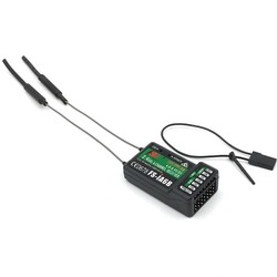 MyXL Flysky 2.4G 6CH FS-iA6B iA6B Ontvanger PPM Pwm-uitgang Met iBus Poort Compatibel met FS-i6 i6S i6X i8 i10