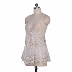 MyXL ZAFUL Vrouwen Bikini Jurk Sexy Bikini Cover Up Lace Hol haak Beach Cover Up Zomer Robe De Plage Mini Plus Size jurk