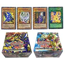 MyXL 288 Stks/set Yu Gi Oh Game Collection Card Yugioh Kaarten Figuur Speelgoed Kaarten Engels Versie 87*62mm