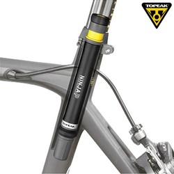 MyXL Topeak ninja p fiets mini druk pomp racefiets 160psi presta valve draagbare pomp cnc inflator fietsen zadelpen verborgen pomp