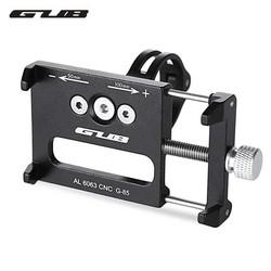 MyXL GUB G-85 Aluminium MTB Fiets Telefoon Houder Ondersteuning GPS Voor Bike Stuur Fietsen Accessoires