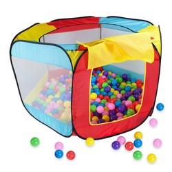 MyXL Speelhuis Indoor en Outdoor Gemakkelijk Vouwen Oceaan Ballenbad Pit Game Tent Play Hut Meisjes Tuin Playhouse Kids Kinderen Speelgoed Tent