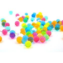 MyXL 10 packs (2000 STKS) Crystal Bullet Zachte Water Paintball Bullet Drank Verslaafd Bullet Orbeez Pistool Speelgoed Accessoires Meeste Pistool GYH