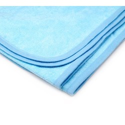 MyXL PHFU 2x100% Katoen Cotbed Voorzien Platte Waterdichte Lakens 100 cm x 140 cm voor Baby Bed