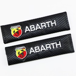 MyXL Auto Styling Seat Belt Cover Pad fit voor fiat punto abarth 500 stilo ducato palio bravo doblo Auto-styling