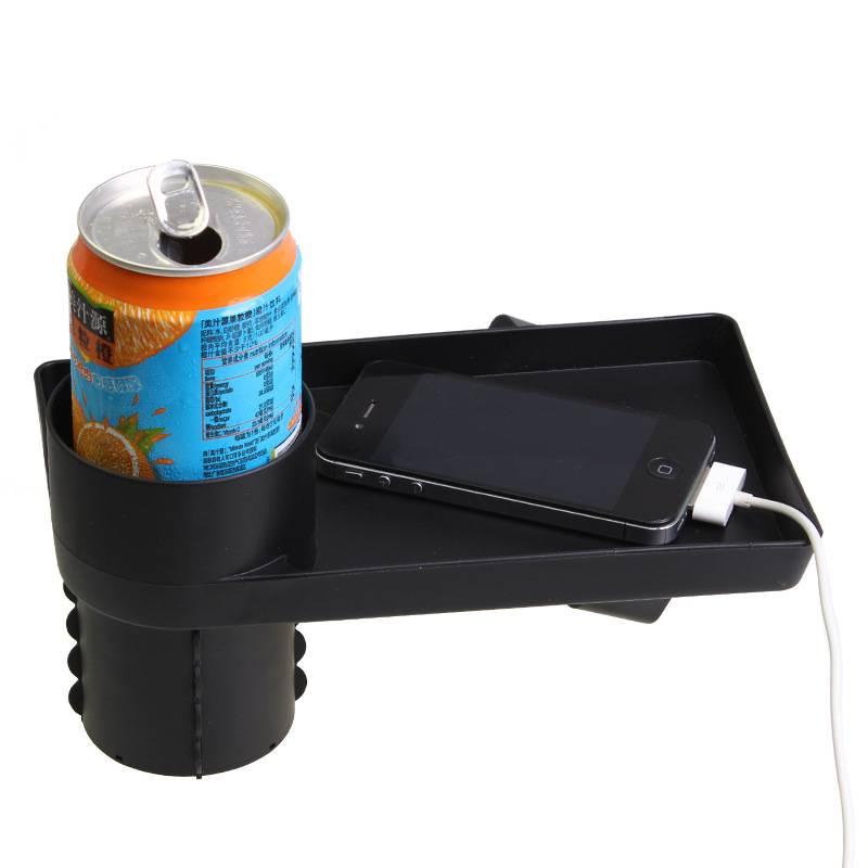 Multi-purpose Autostoel Lade mount Eten tafel Stand Drinken Bekerhouder bekerhouder lade extension S